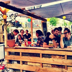 bier pop-up bar